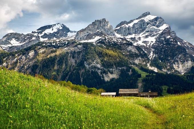 Swiss Alps by Marimo - Image Of The Month Photo Contest Vol 31