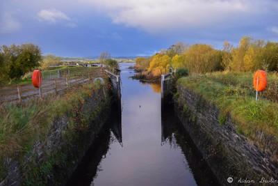 Crampsie's Lock, Strabane Canal 4 Nov 2016 DSC_0314