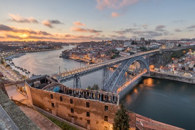 Cityscape: Porto