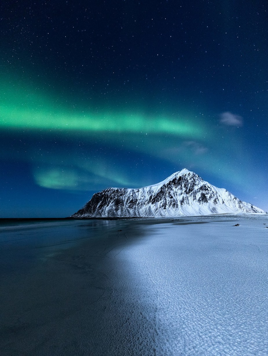 Arctic Night by Mbeiter - This Is Europe Photo Contest