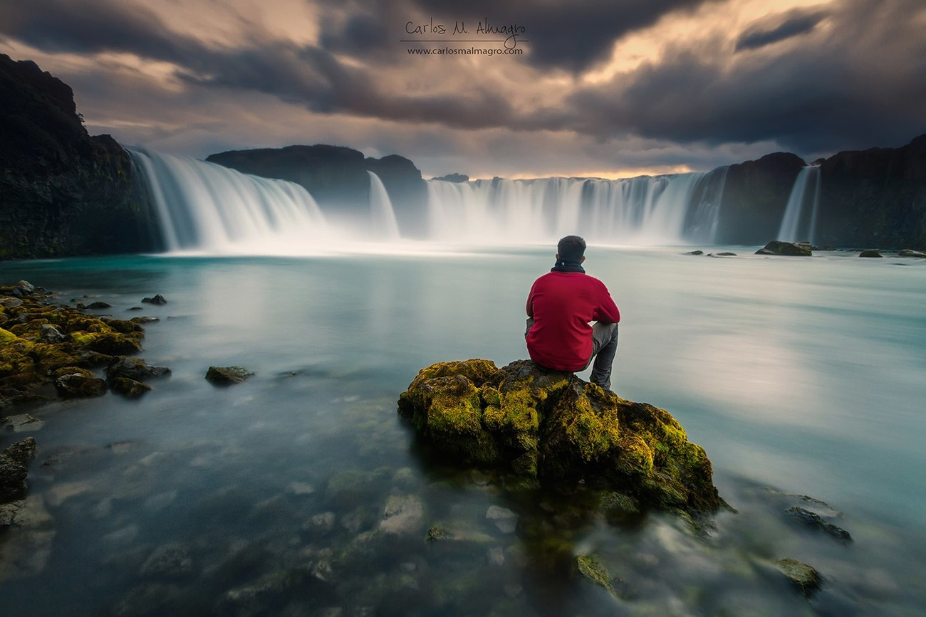 People And Waterfalls Photo Contest Winners