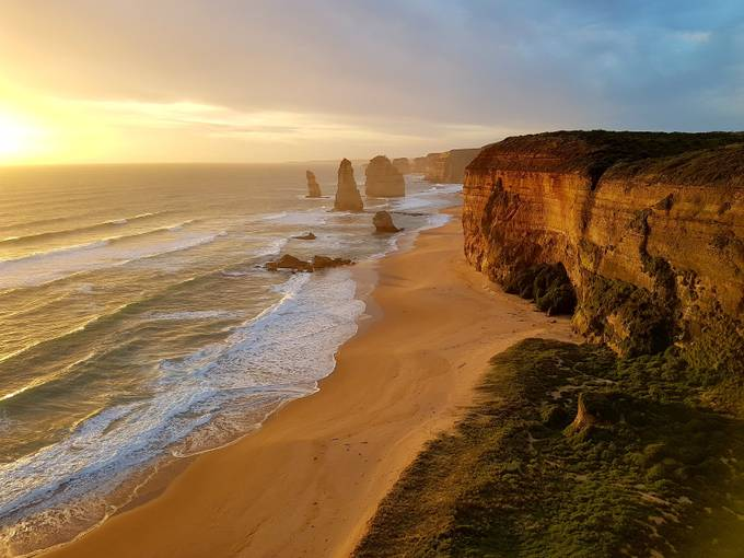 Australian Wonders by c-thru - Spectacular Cliffs Photo Contest