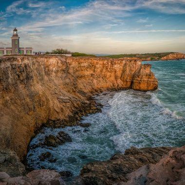 Cabo Rojo Lighthouse Los Morillos, Puerto Rico
