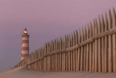 Lighthouse stripes