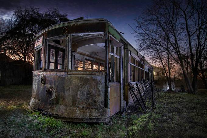 Streetcar to Dystopia by jamesnelms - Image Of The Month Photo Contest Vol 31
