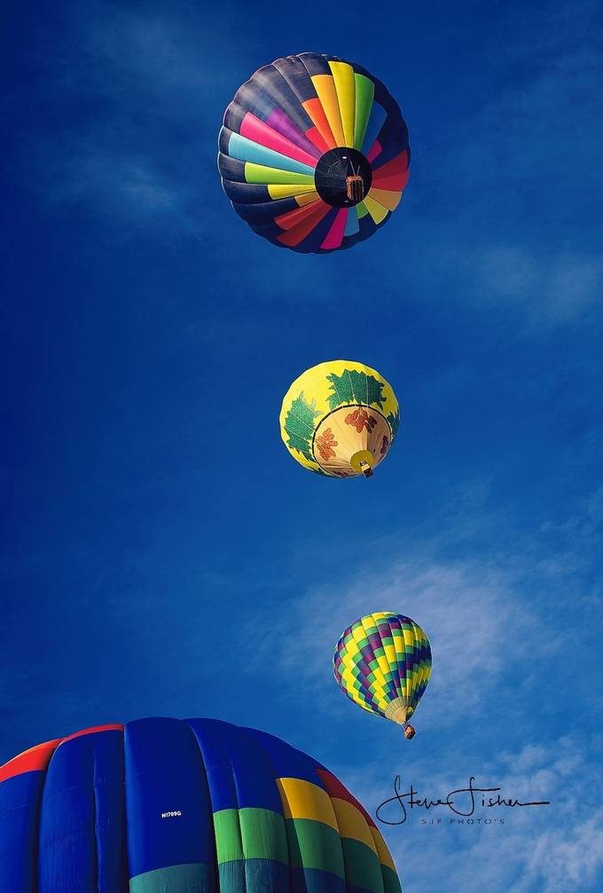 It was a 5th Dimensions Weekend for us at the Winthrop Hot Air Balloon Festival, Winthrop WA