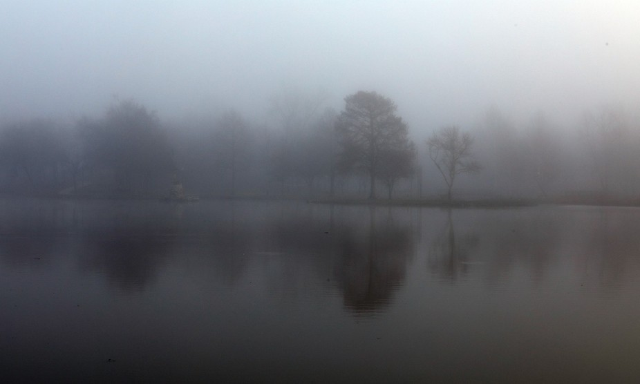 Wintersmith Fog