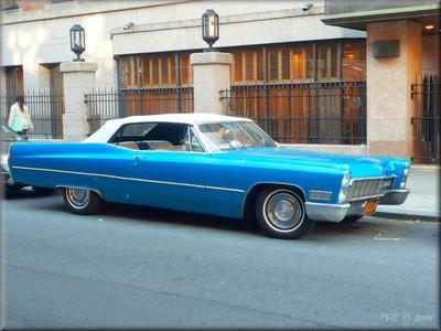 Cadillac Sedan de Ville 1968