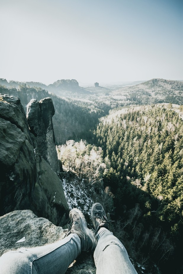 Saxon Switzerland by luisa_lmle - Image Of The Month Photo Contest Vol 31
