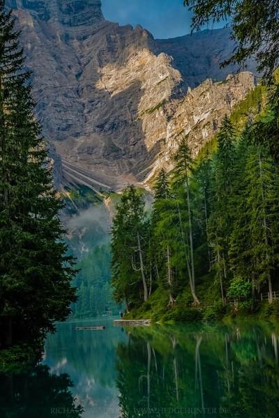Pragser Wildsee-Lago di Braies