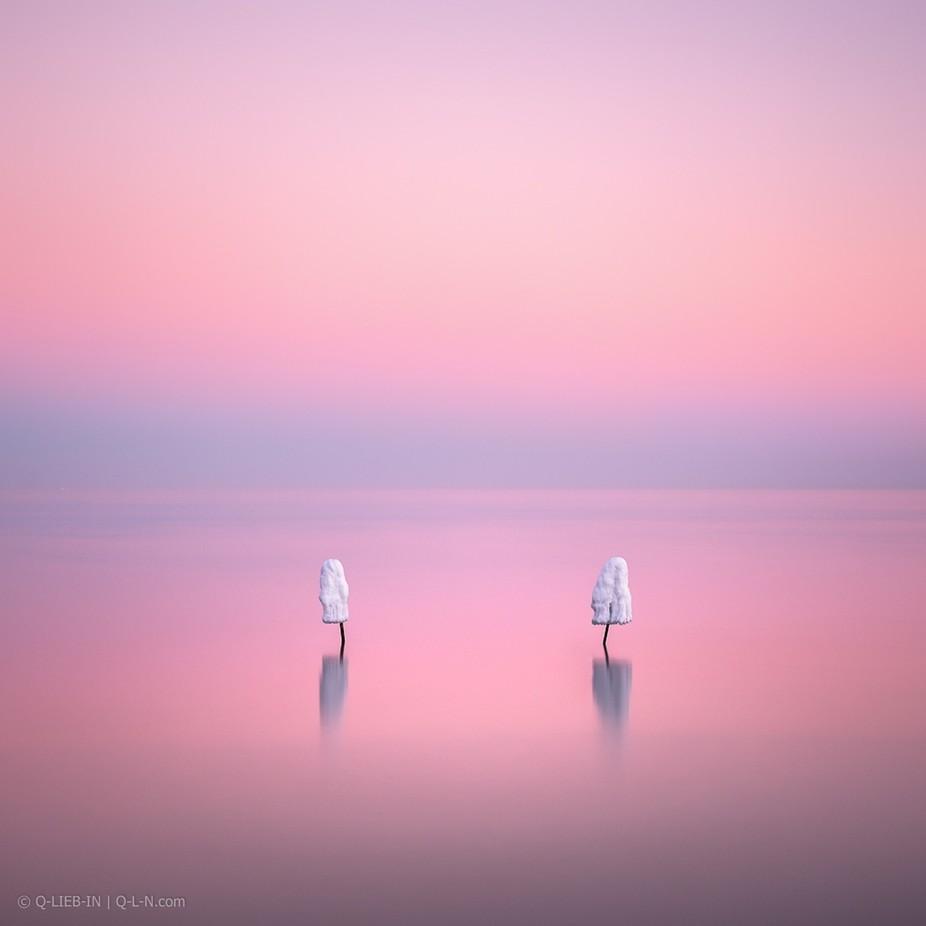 Icecream by q-liebin - Pink Photo Contest