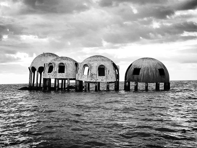 Abandoned dome homes by daniellelewis_6935 - Abandoned Photo Contest