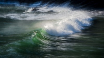 Wave action