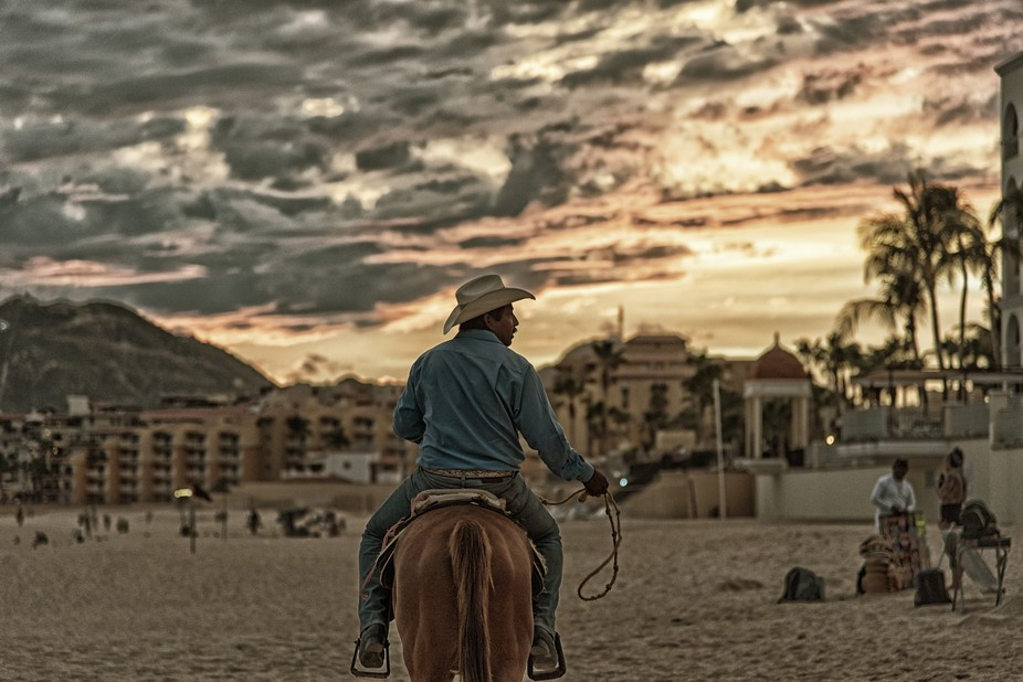 Cabo Horseman