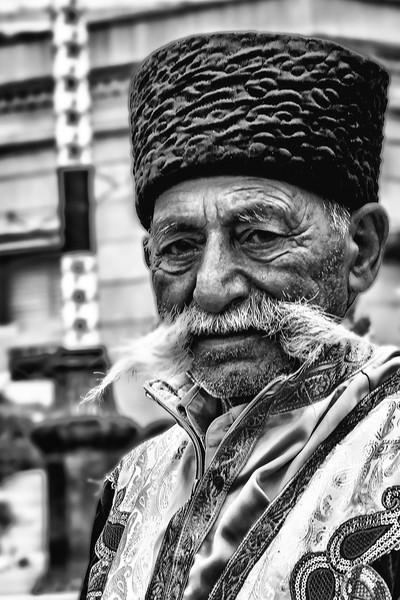 Old Cossack