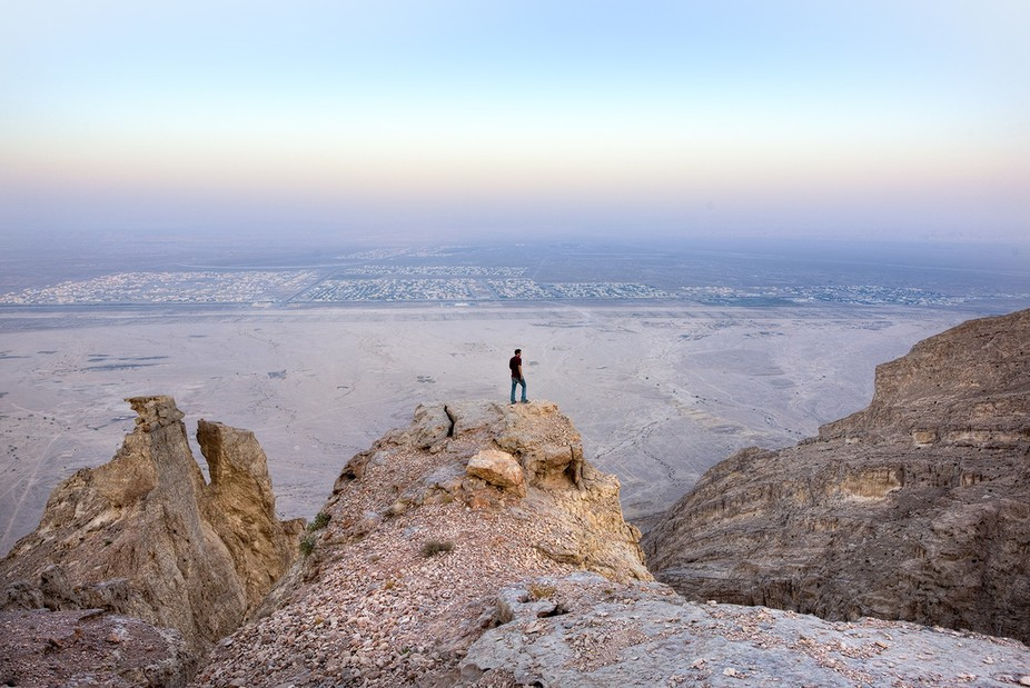 This picture was taken in the most eastern part of the United Arab Emirates. It has become specia...