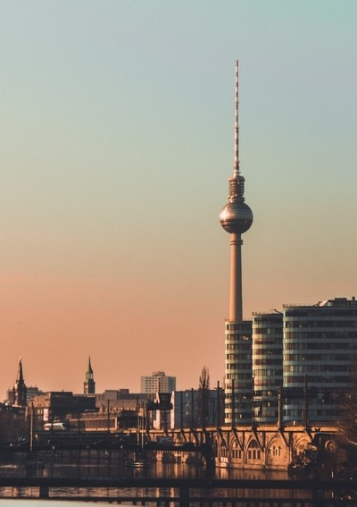 Berlin, city i will never forget