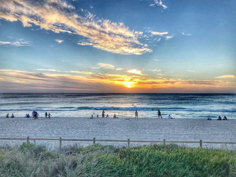 Scarborough Beach Western Australia