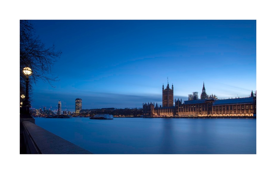 Westminster With Nine Elm Views