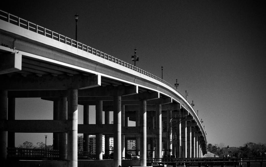 Halifax River Bridge, Florida