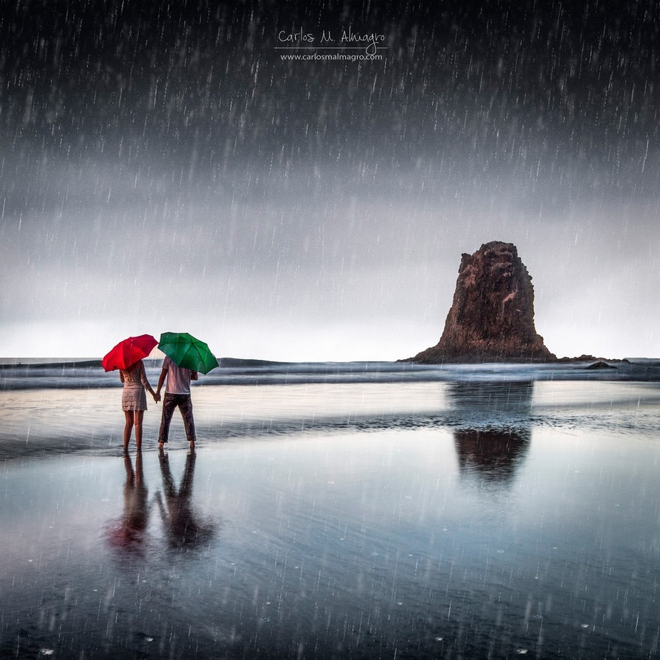 November rain by Carlosmacr - Rain Photo Contest