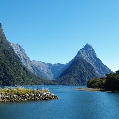 Milford Sound New Zealand one of most beautiful places in New Zealand