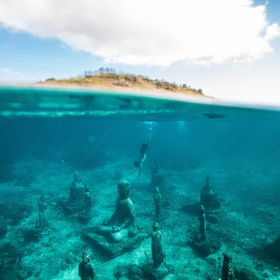 After diving in Indonesia, it is has proven to me that there is so much still to be explored. These underwater sculptures are just a taste of wha...