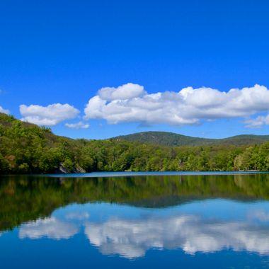 Bear Lake reflections