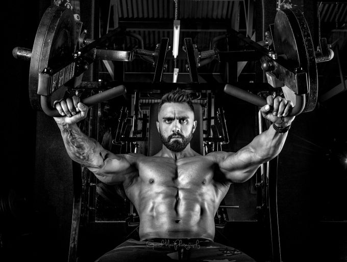 workout by garethjones_4521 - Male Portraits Photo Contest