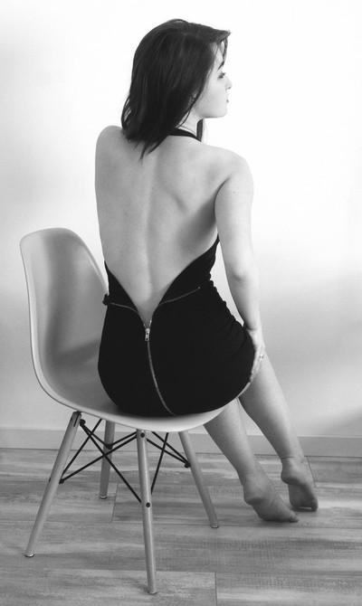 Eve sitting