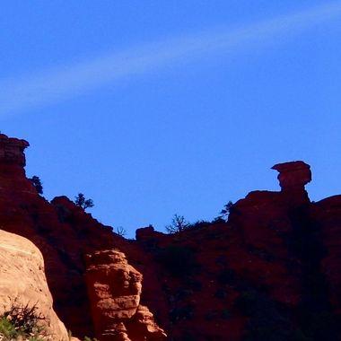 Trump Rock - Somewhere in Arizona