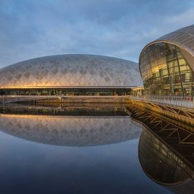 Finnieston, Glasgow.  Opened to the public on June 5, 2001 by Queen Elizabeth II, Glasgow Science Centre is part of the ongoing redevelopment of ...