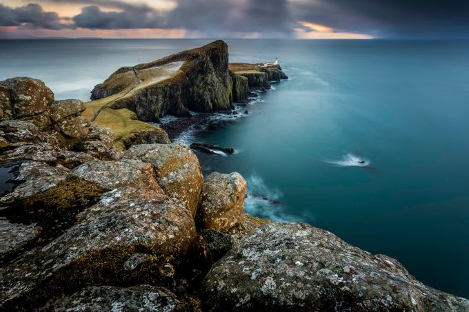 Sunset Neist Point by petelaw7 - Image Of The Month Photo Contest Vol 31