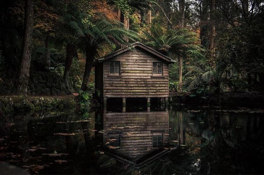 Love this little hut ❤️