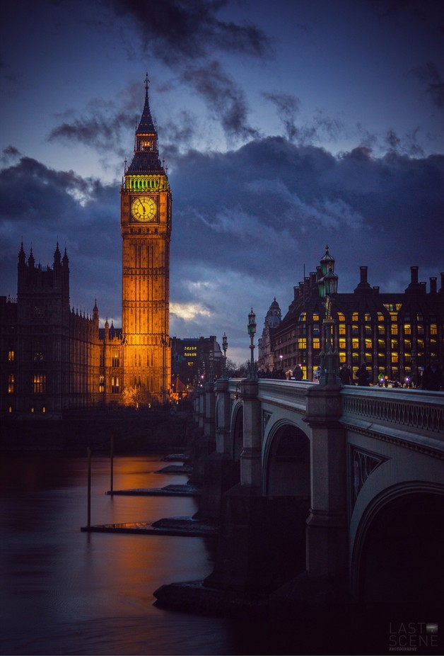 Hey Ben, What's the time? by LastScenePhotography - Sunset And The City Photo Contest