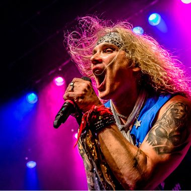 Steel Panther at MTelus for ARP.media