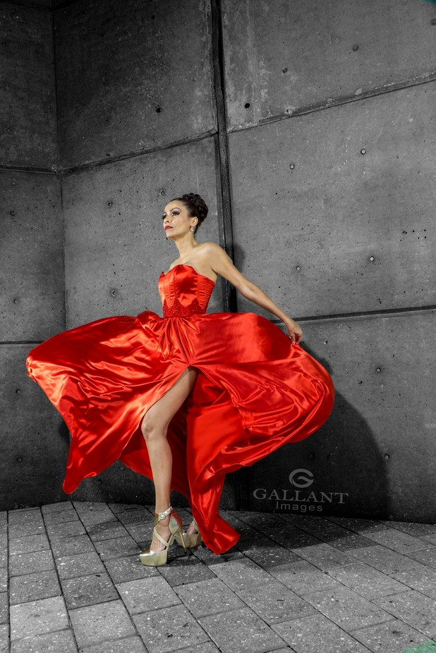 MariaDelgado_00179 B&w_editedcropped by GallantImages - Fashion Statement Photo Contest
