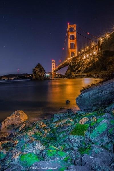 Golden Gate at Twilight 02.21.18 (188)-2-2  13x19.5 n