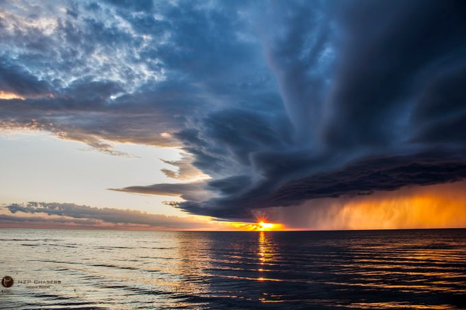 Lake Winnipeg Storm by francislavignetheriault - Covers Photo Contest Vol 46