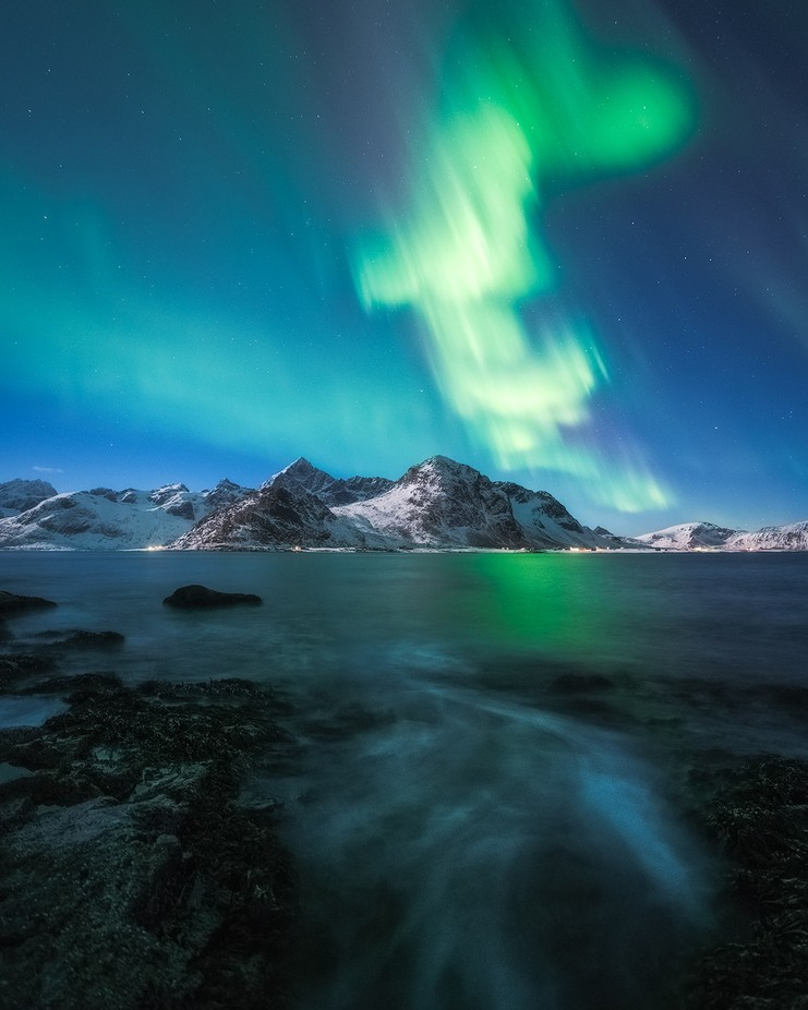 Vareid Wonders by Tor-Ivar - Snowcap Photo Contest
