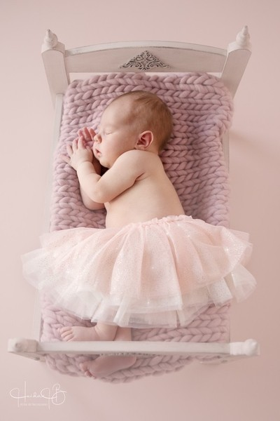 Sleeping in Tulle