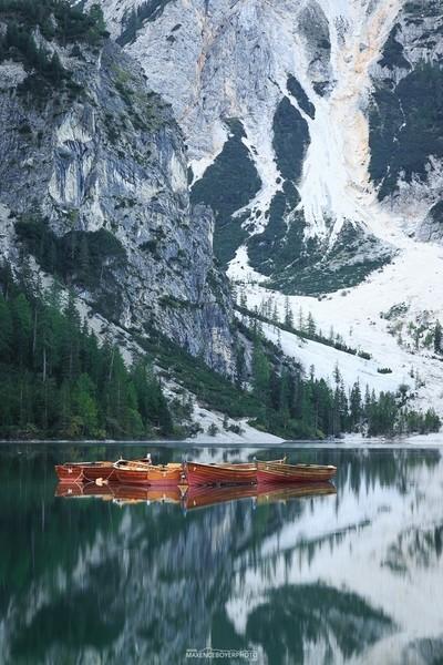 Lago di Braies - Dolomites - Italie