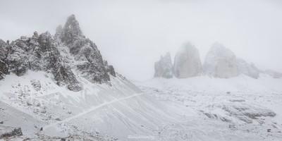 Tre Cime - Dolomites - Italie