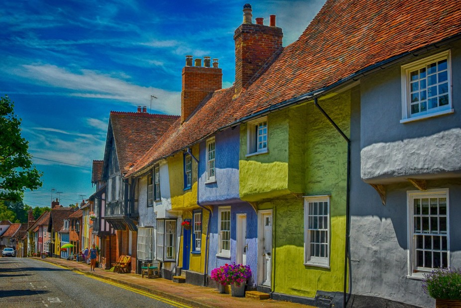 Town in Essex England