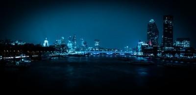 London Lights Blue