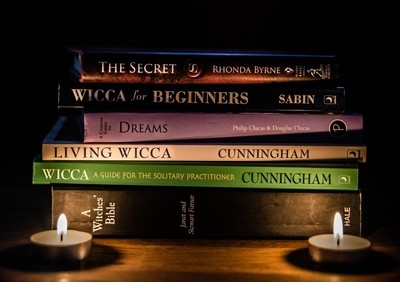 magick books