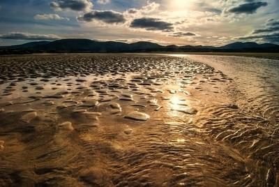 Low tide, Owenea estuary, Donegal (2)
