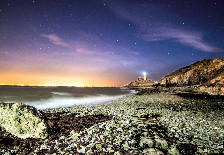 My first ever photo doing astro photography! Absolutely LOVE my samyang 14mm f2.8 lens!!! :D