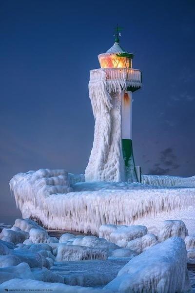 Ice Skulpture
