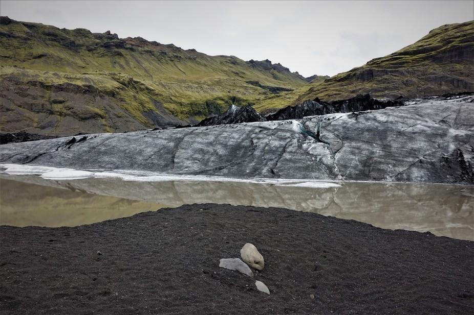 Solheimajokull-Iceland